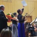 GREIF Quadruple concerto Pascal Amoyel Gaëtane Prouvost Emmanuelle Bertrand Su Zhen  Orchestre de Douai  Jean Jacques Kantorow
